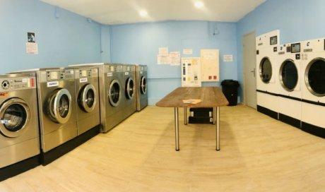 Installation et mise en service de la nouvelle laverie de Sérignan