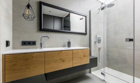 Entreprise professionnelle pour la rénovation complète d'une salle de bain Valras-Plage