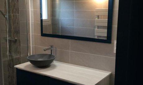 Rénovation de salle de bain Valras-Plage